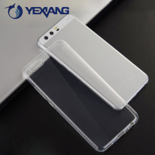 Yexiang Ultra Thin 0.3MM TPU Gel Case Cover for Huawei Honor V9 Rubber Back Cover