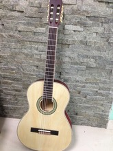 Great quality 39 inch classic guitar with rosewood fingerboard for beginners