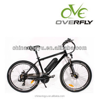 Aluminum Alloy Frame electric bike new e-bike with high power supply 24V/36V/250W ebike with CE15194 certification XY-TDE08Z