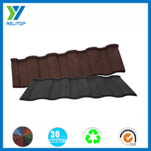 Building Materials Stone Coated Aluminium Roofing Tile/Stone Steel Roof Tile