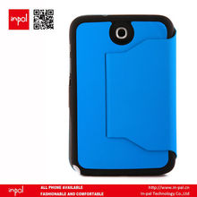 Wholesale bi-fold Folio stand magnetic smart case for samsung galaxy note 8 N5100