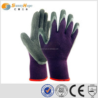 10 Gauge safety latex glove pack