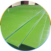 laminated plastic plywood for concrete formwork 15mm