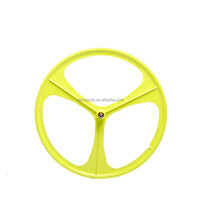 One Piece Magnesium Alloy Bicycle Wheel 700C