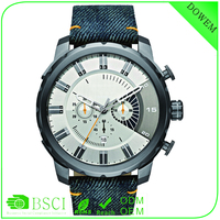 Men army complex dial sub-dial calendar 2016 men fashion custom logo big watch bang