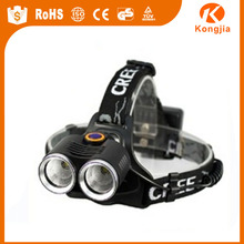 XM-L T6 LED Ultra Bright Aluminium Rechargeable Emergency Headlamp Mining Lights Msha Approved