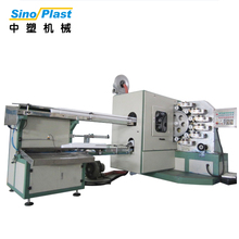 SINOPLAST Hot Sales Multi-Colour Plastic Cup Printing Cup Machine 4-Color Dry Offset Cups Priinter Machinery