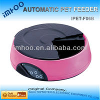 4 Meal LCD Automatic Pet Feeder battery-powered automatic pet feeder