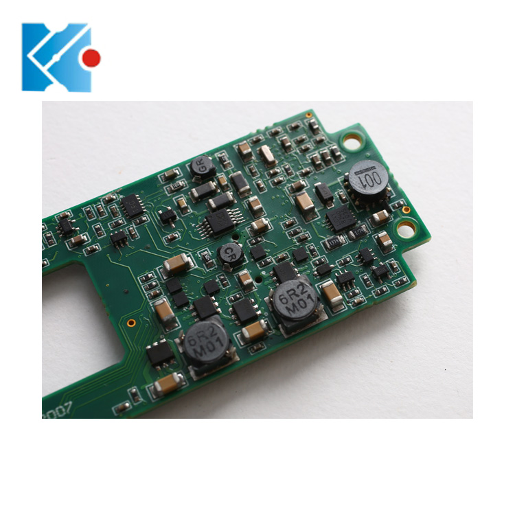 Multi-layer FR4 high process pcb design and assembly