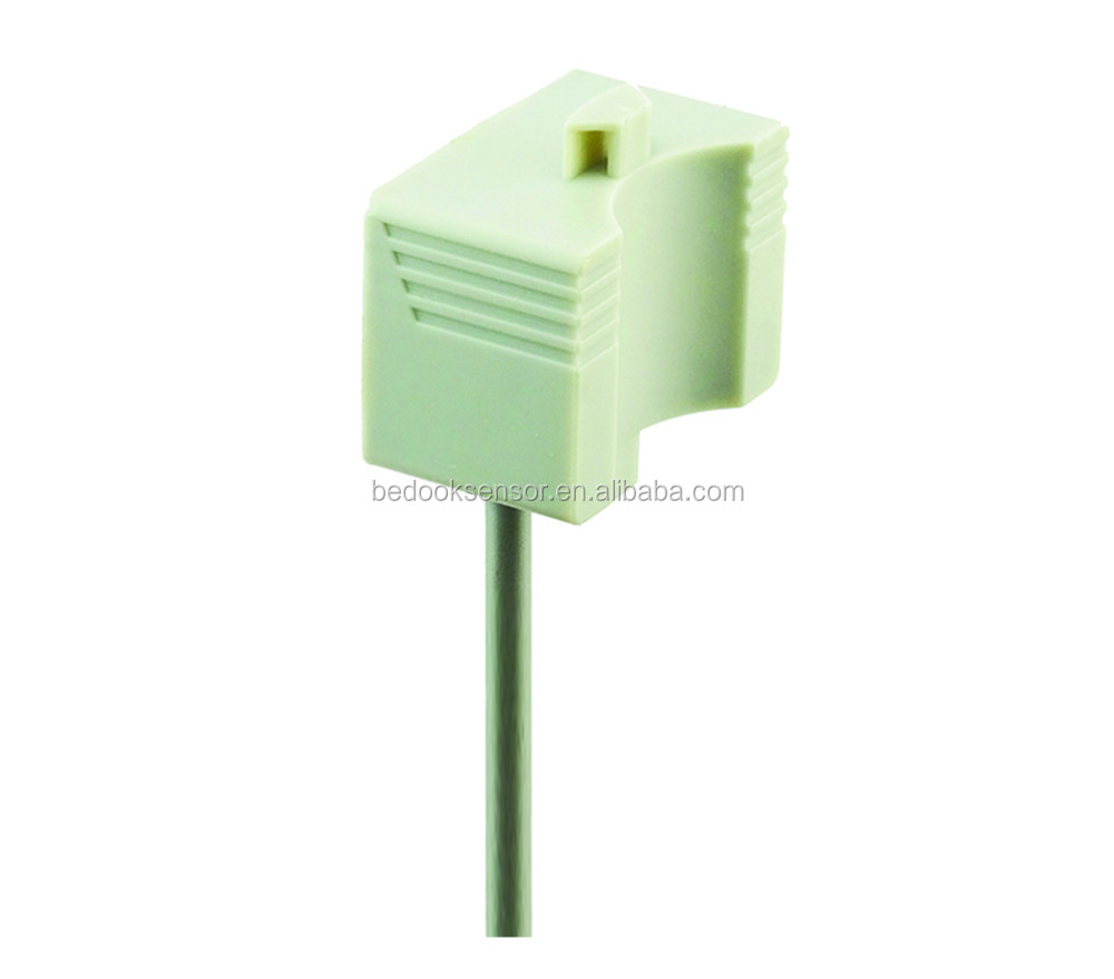 Q33 Cable series DC 3-wire capacitive proximity sensor for duct liquid level detection