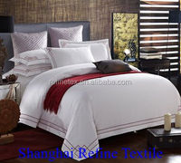 high quality hotel sheets bed, queen king size bedspread, customized bed sheet sets