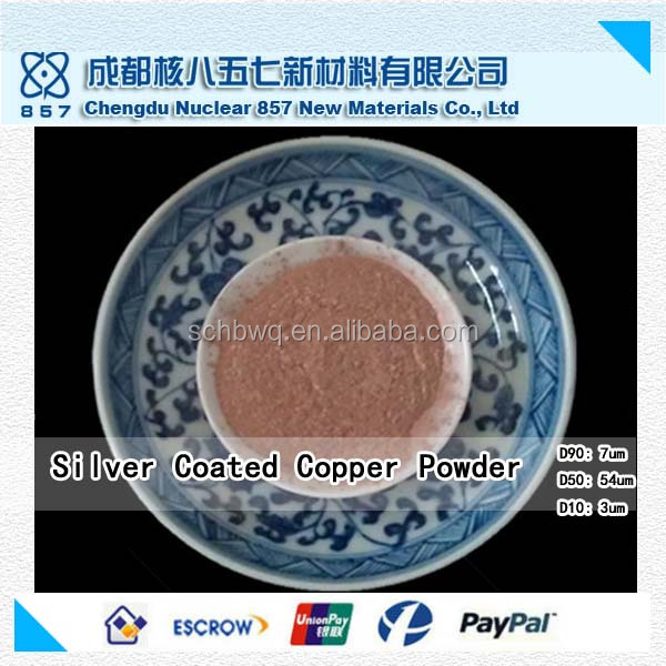 powder metallurgy Factory-outlet copper silver alloys