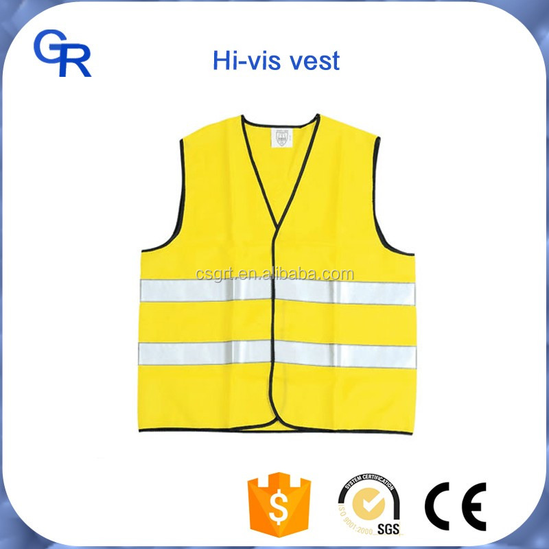 Best Selling Police Reflective Safety Vest