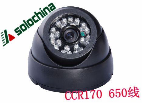 new design IR Mini CCTVGood Night Vision LED Light Rearview sharp ccd bus camera