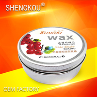 Perfect Hold Hair Pomade Hair Wax Extra Hard with berry smell
