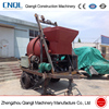 Hot sales high quality concrete pump with mixer machine