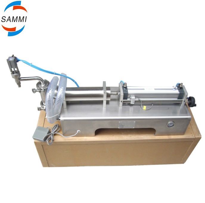 Cheapest price Full Pneumatic Liquid Filling Machine , Semi-auto Liquid,<strong>Oil</strong>,Beverage Bottling Machine