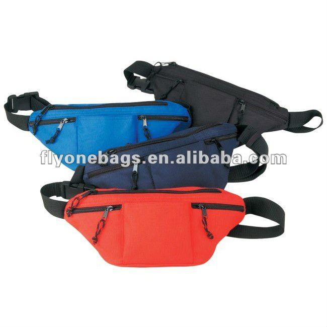 Zipper Fanny Pack ,Sports Waist Bag ,Eco-friendly Fanny Pack