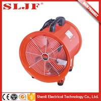 air ventilation fan blower door