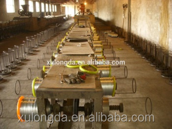high tensile strength galvanised wire supplier high-quality electro galvanzied wire