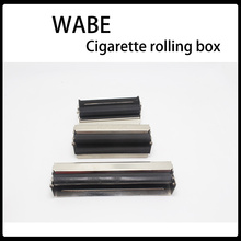 Wholesale manual metal 110MM cigarette rolling machine , best quality cigarette roller