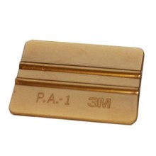 high quality gold plastic squeegee for car film tool