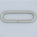 N-2940-B5 Thickness inner size change available metal bag oval ring buckle steel/iron bag o-ring for shoe jeans garment