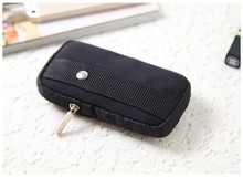 Neoprene Tool Utility Storage Pouch Coin Purse USB Earphone Accessory Phone Bag