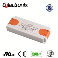10-35W constant current 300mA 24v 36v 42v led driver
