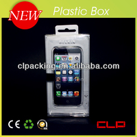 custom iphone case packaging , phone case blister box
