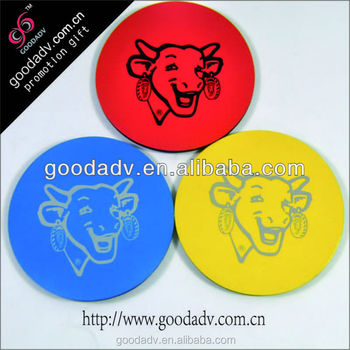 coaster factory Hot sale of cheap price promotion gift Eva cup mat