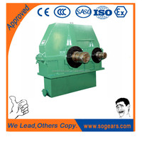 The material Bucket elevator drives milling machine gear box