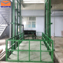 cheapest price vertical cargo lift manual platform lift