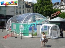 2012 hot sale inflatable sphere balloon