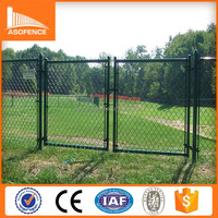 green color and high quality chain link fence extensions 2016 alibaba market top ten best selling