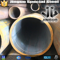 AISI 1045 black carbon round steel pipe