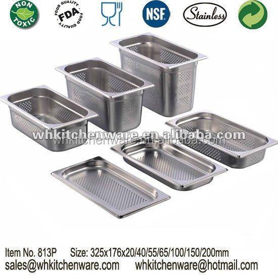 Chafer utensilios de cocina gn pan carro de acero - Utensilios de cocina industrial ...