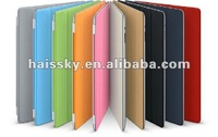 microfiber and PC smart cover for ipad 2