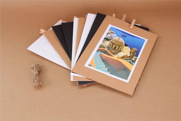 4x6 handmade paper photo frames wholesale