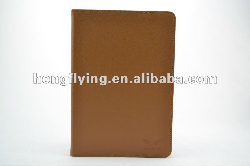360 degress rotating energetic leather case for Apple tablet computer Ipad mini