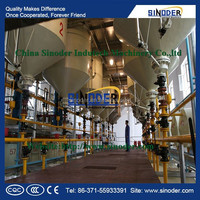 Supply tung nut oil refining machine and Expeller extraction oil from soybean,rice bran,sunflower seed,coconut,peanut,palm