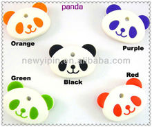 Cute Panda key cover