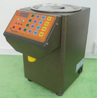 Commercial Syrup Fructose Dispenser Machine for Sale/Sugar Dispenser for Bubble Tea Syrup Fill Machine Supplier in China