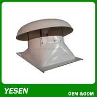 Poultry House Ventional System Aluminum Negative-pressure Fan