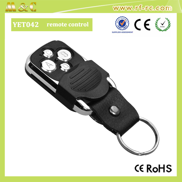 RF wireless remocon codes universal remote control rohs