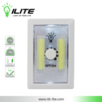 Dimmer COB Cordless Switch Light With