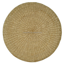 recycled cheap decorative hand woven watergrass thick prayer mat