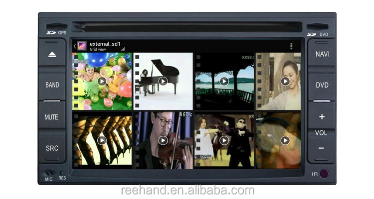 "Newest 6.2"" Android 4.4 car play video for Nisan universal old, car accessories maiker with GPS navigation/Wifi/3G/DVR"