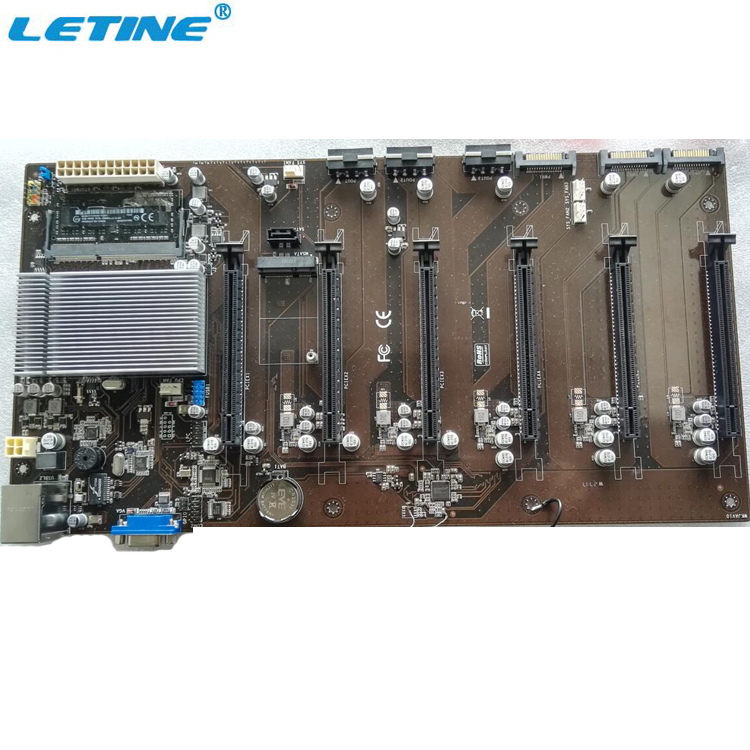 Hot Sale New Customize Ethereum Bitcoin Miner Machine Intel Motherboard Mining With Alibaba Wholesale Factory Cheap Price