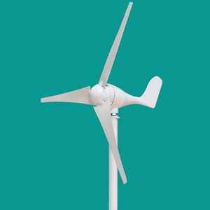 Wind Power Generator with 3 or 5 Blades for Home Boat Lamp Use